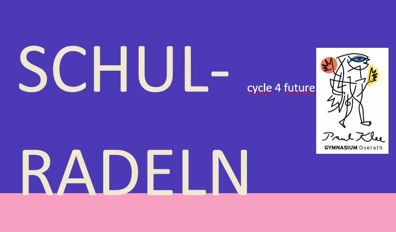 SCHULRADELN – vom 06.06. bis zum 26.06.21