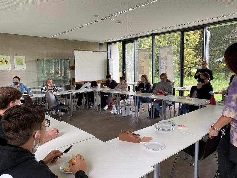 SV 2021 – die neue Schülervertretung des PKG stellt sich vor