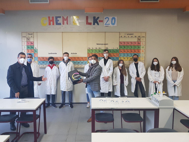 Mehr Durchblick im Chemie-Unterricht